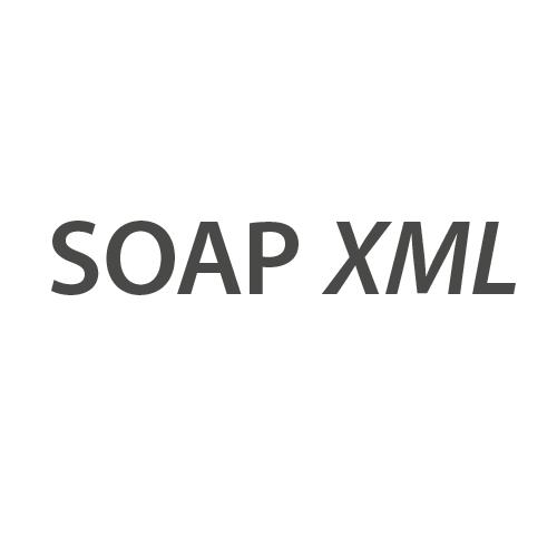 Produktbild SOAP-Schnittstelle