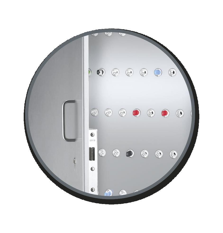 Produktbild 10 RFID-Steckplätze