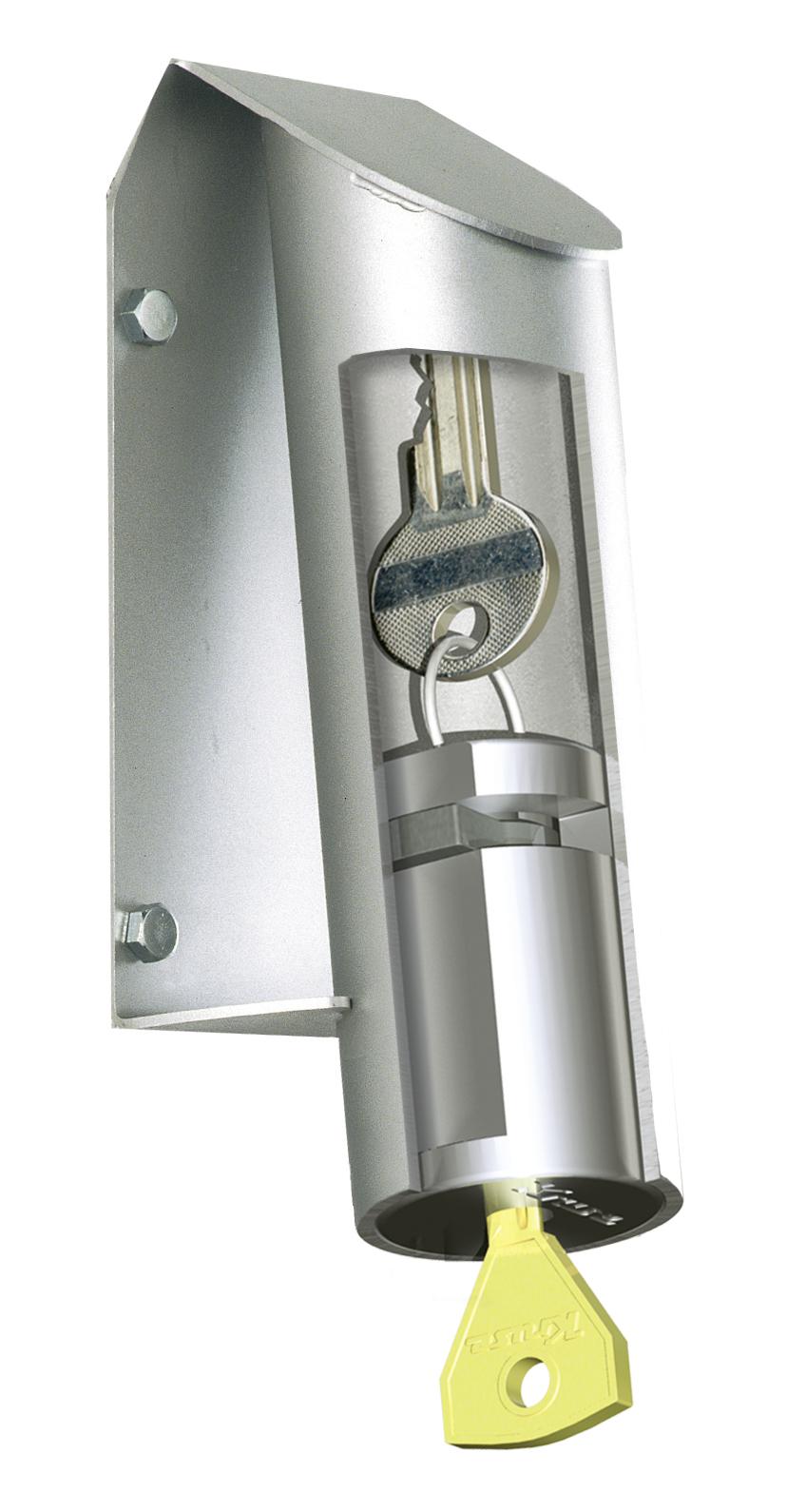 Produktbild MASTIFF® SchlüsselSafe aufputz