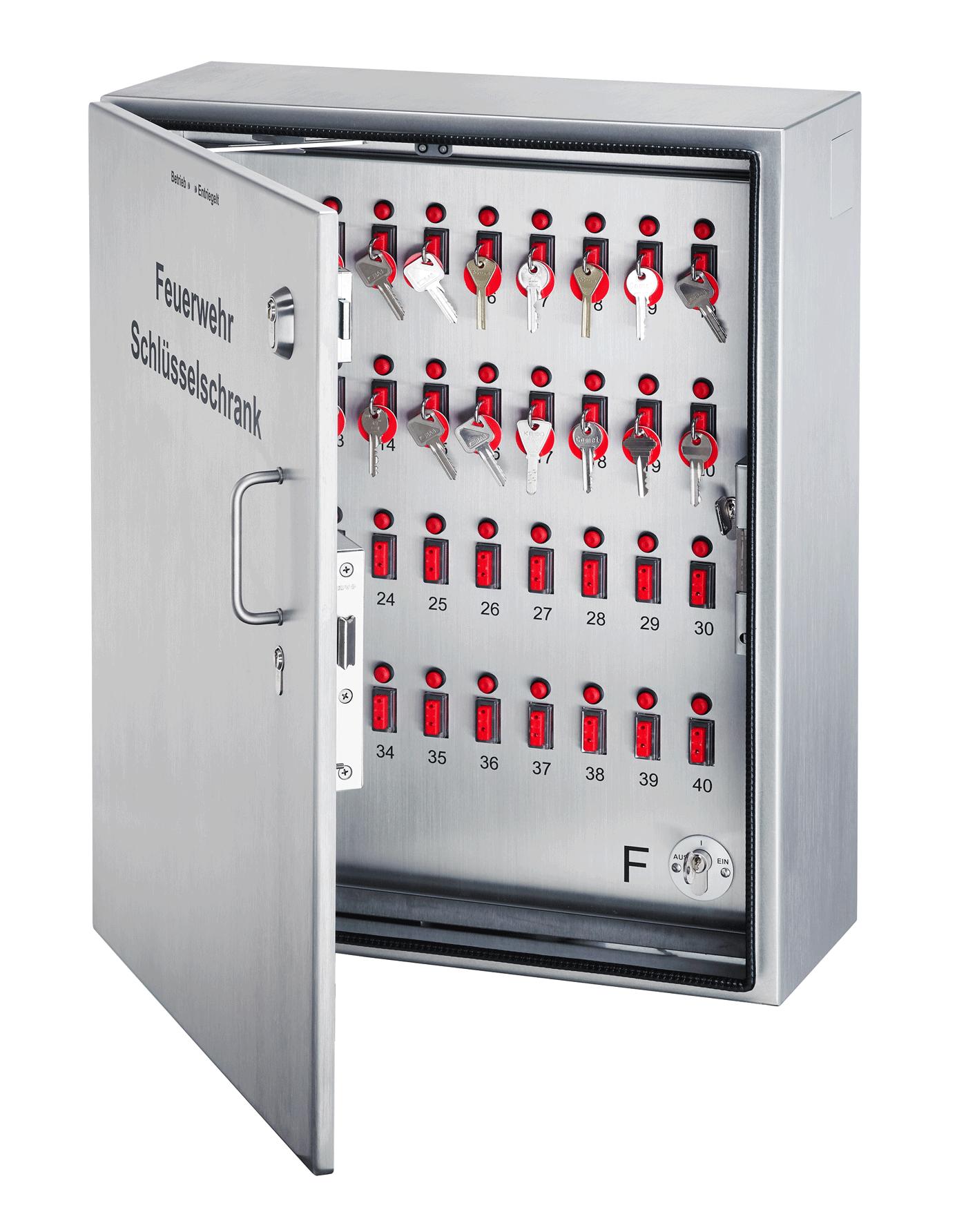 Kruse Sicherheit - Kategoriebild KRUSE FW-SchlüsselSchränke (FSS)