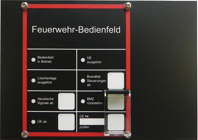 Produktbild FW-Bedienfeld (FBF) 4000