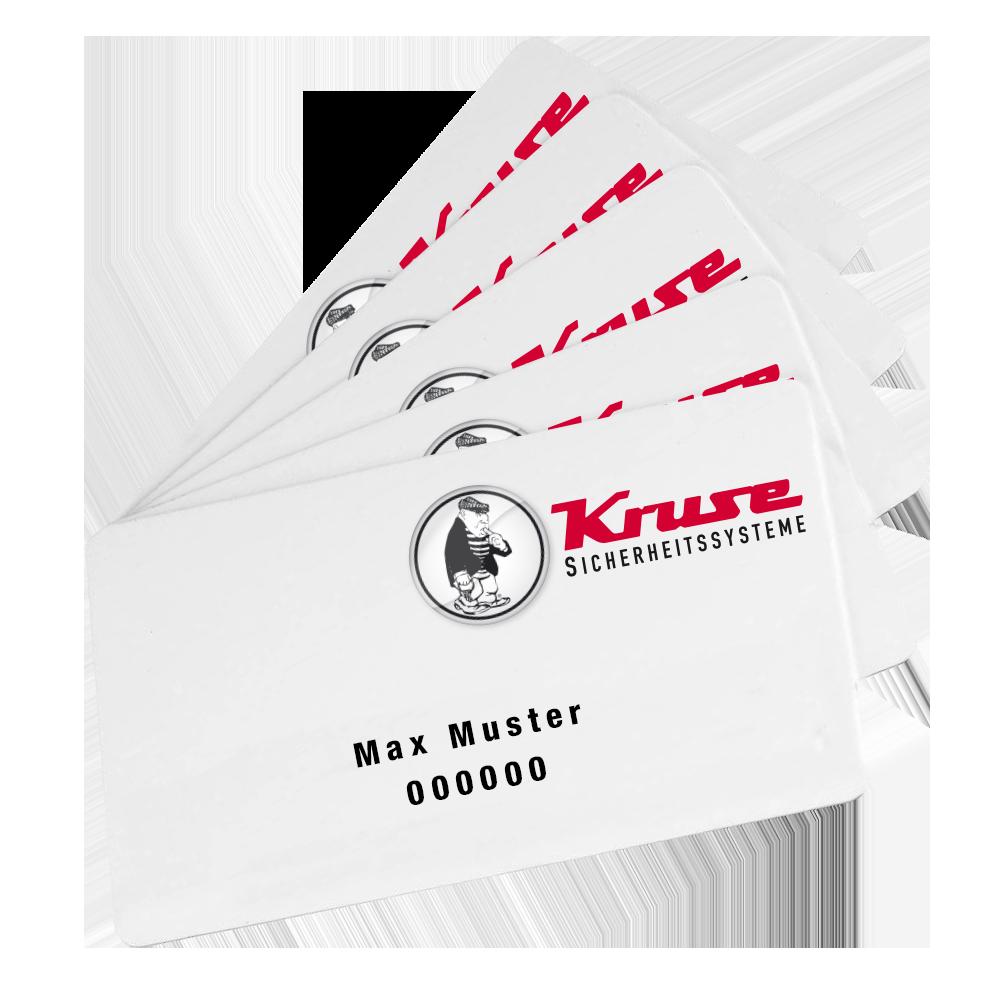 Produktbild Kartensatz für KRUSE Kartenleser