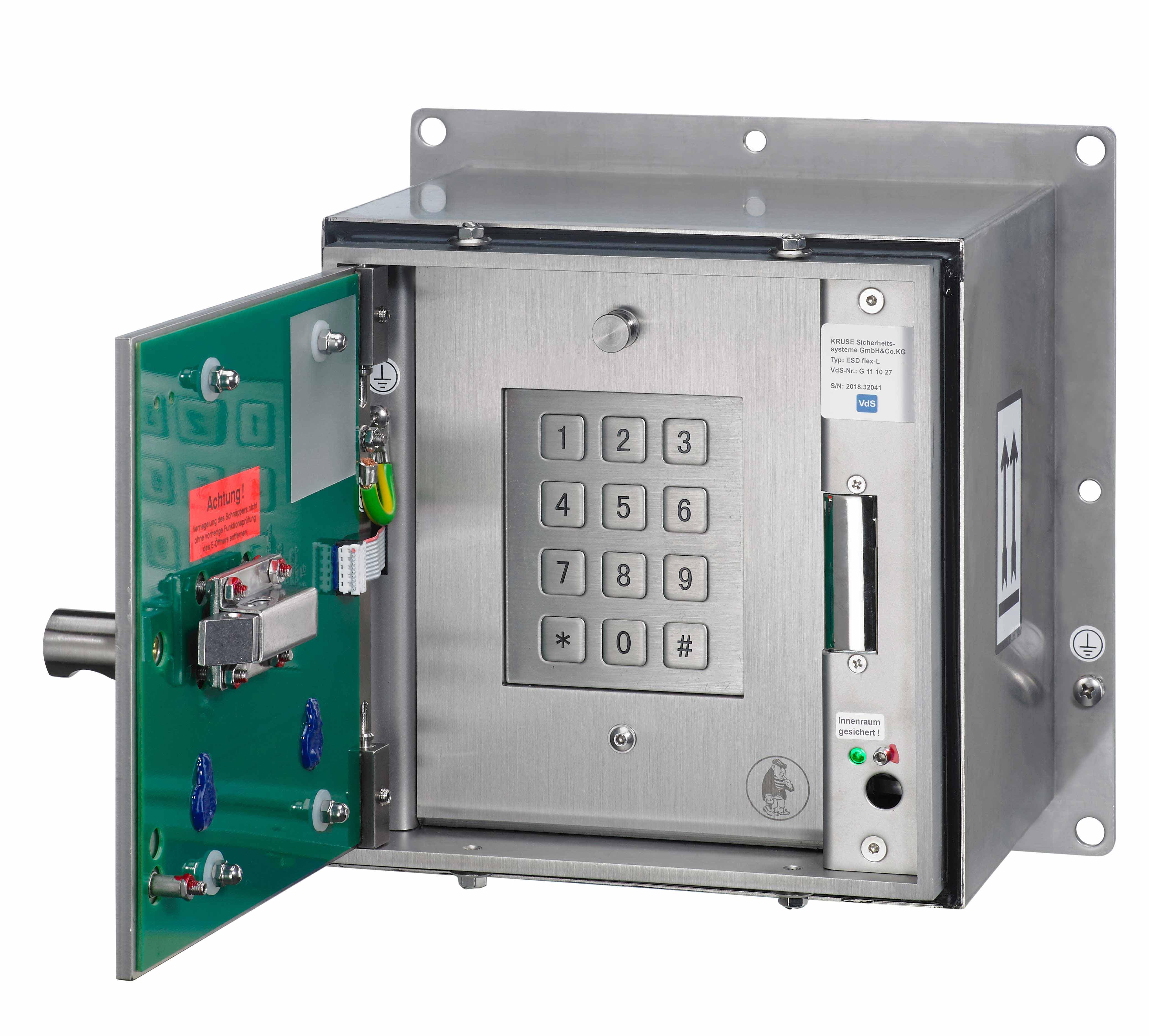 Produktbild KRUSE Einsatz-SchlüsselDepot (ESD)