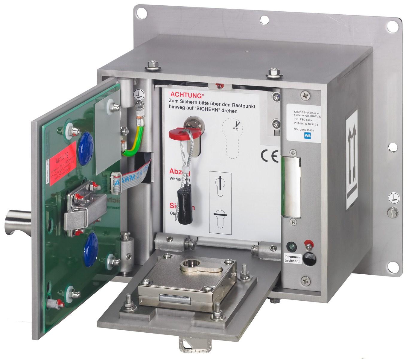 Produktbild KRUSE FW-SchlüsselDepot (FSD) basic