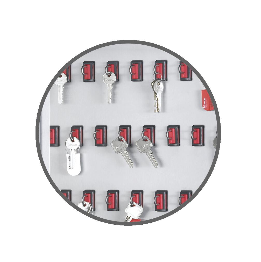 Produktbild 10 ID-Steckplätze